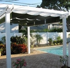 Canopy by Pool