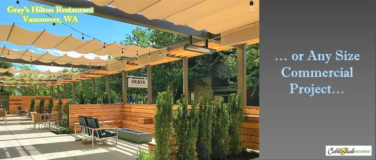 Best Retractable Patio Pergola Shade Covers Nationwide