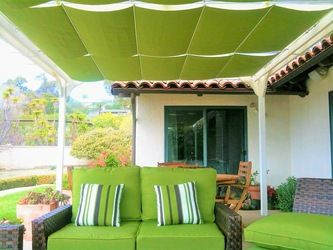 Retractable Canopy for Deck