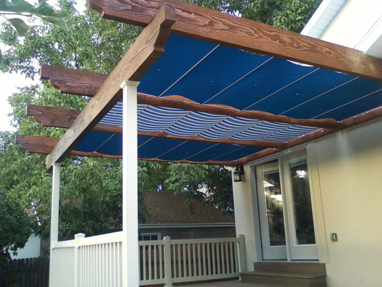 Retractable canopy for pergola - Retractable Canopy For Pergola 38