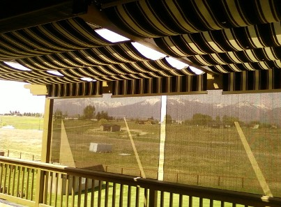 Retractable Canopies Retractable Shades Retractable Deck