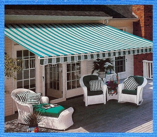 This Style Awning System Is Comprised Of One Large Sewn Together Fabric  Therefore,  Like A Large Sail On A Ship, They Catch The Wind With Great Force ...